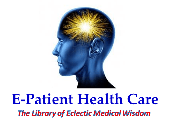 E Patient health care the library of electic medical wisdom