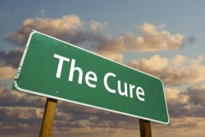 the-cure-for-cancer-sign